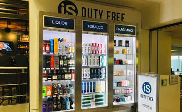 Locations | International Shoppes | Duty Free Shopping