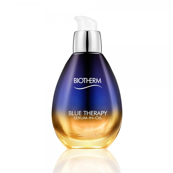 4 Pack - Biotherm Blue Therapy Serum-In-Oil Night Serum For Women 1.69 oz June Jacobs Redness Diffusing Serum 1oz