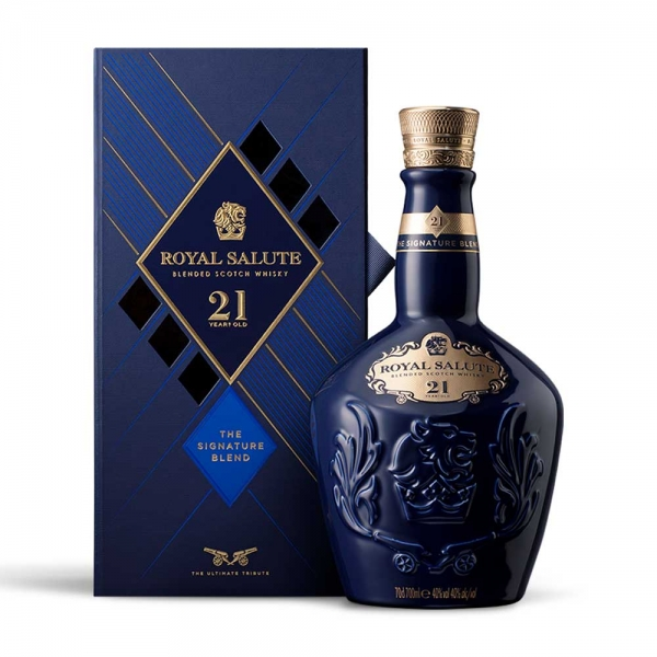 Royal Salute 21 Year Old 700ml