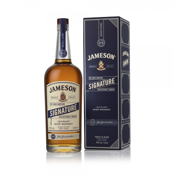 Jameson Select Reserve Black Barrel liter