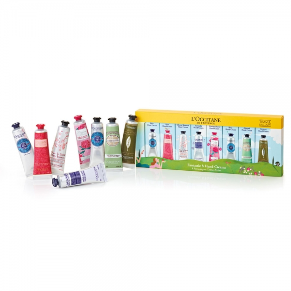 Fantastic 8 Hand Cream Kit Set