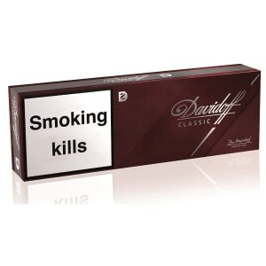 Lowest prices for davidoff classic cigarettes discount cigarette making products