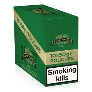 Golden Virginia 500g Tobacco International International Shoppes