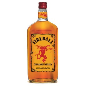 Fireball Cinnamon Whisky liter