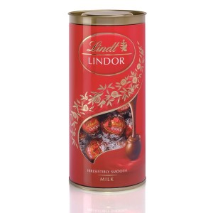 Lindt Milk Tube 400g