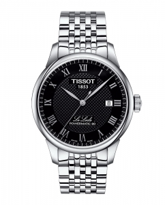 Tissot Le Locle Powermatic 80, Black Face