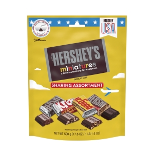 HERSHEY'S MINIATURES Pouch, 500 g